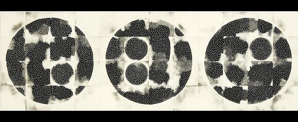 Eunice Kim, Tessellation, Monoprint © 2013 Eunice Kim