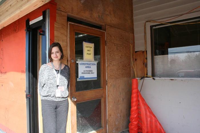 ICHS Bellevue Clinic Manager Jenny Tsinker • Courtesy Photo