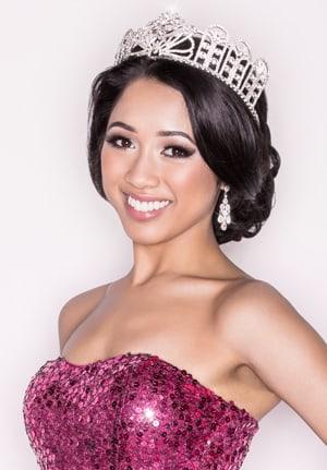 Miss Washington Teen USA Starla Sampaco. • Photo by Justin Hebert Photography