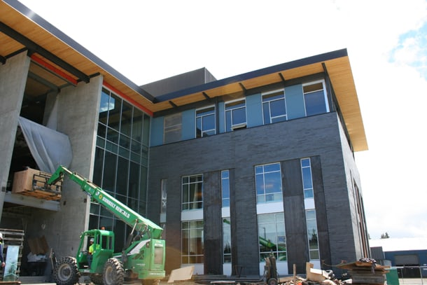 At 40,000 sq. ft., the new Shoreline clinic will be the seventh and largest service site for ICHS. • Courtesy Photo