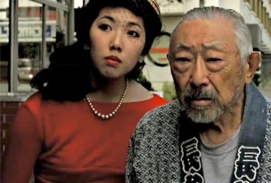 Wendy Woo, left, and Hiroshi Kashiwagi, right, in Infinity and Chashu Ramen. • Courtesy Photo