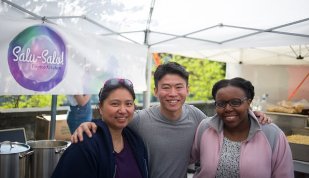 MarketShare is an IRS approved 501(C)(3) nonprofit organization in Seattle endeavoring to empower immigrants and refugees within our community to become small business owners of their own mobile food operation. • Courtesy Photos
