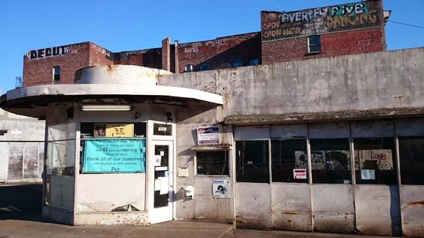 Seventh Avenue Service, located at 701 S Jackson St., closed its doors in May. • Photo by Travis Quezon