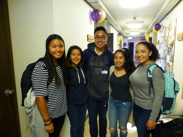 Faculty, staff, students, and members of the community celebrated the 30th anniversary of UW's Department of American Ethnic Studies during an open house on October 12, 2015. • Courtesy Photos
