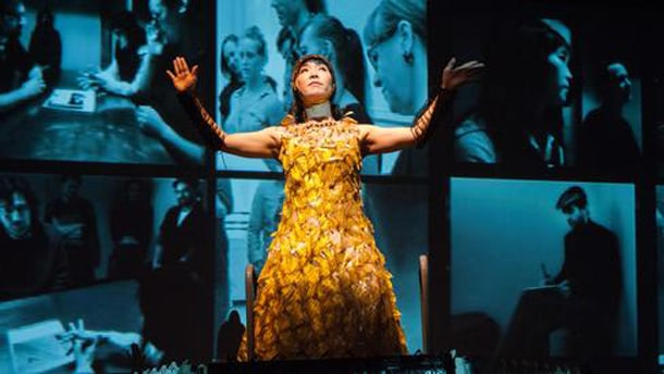 'Predator Songstress' runs from December 3 to 6 at On the Boards, 100 W Roy St.