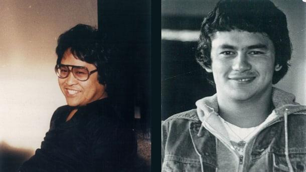 Silme Domingo (left) and Gene Viernes (right). • Courtesy Photos