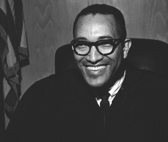 Justice Charles Z. Smith when he served as a judge on the King County Superior Court • Photo courtesy of the Secretary of State
