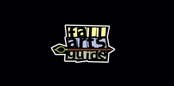 6937a4964eed Fall Arts Guide 2016
