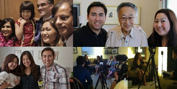 'Mixed Match' is feature-length documentary by multi award winning filmmaker Jeff Chiba Stearns that explores the need to find mixed ethnicity bone marrow and cord blood donors to donate to multiethnic patients suffering from life threatening blood diseases such as leukemia. • Courtesy Photos