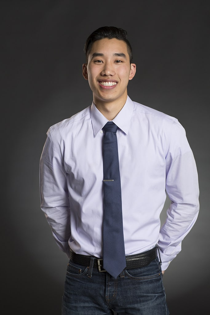 Brandon Hadi. Photo by University of Washington Marketing & Communications.