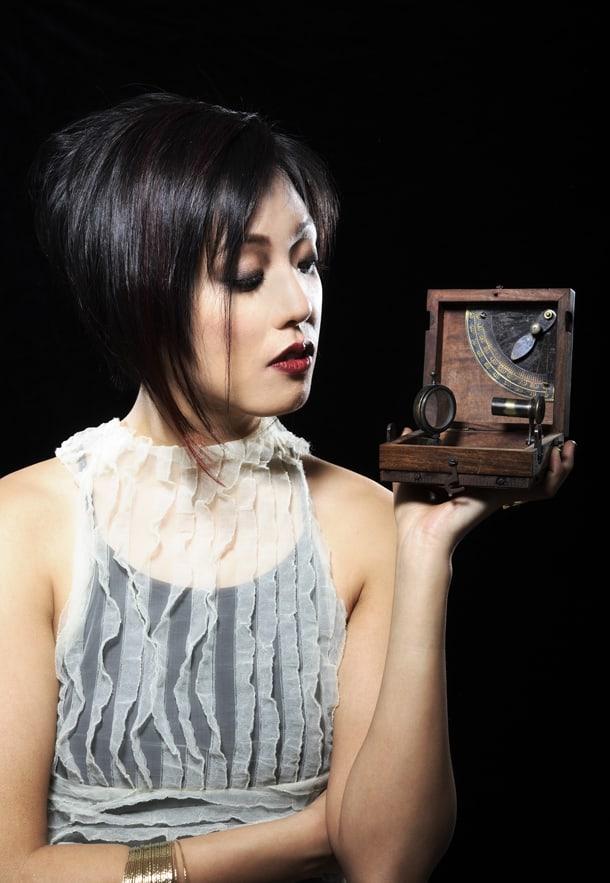 Bora Yoon. • Photo by Leslie Van Stelten Photography